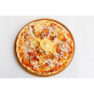 PIZZA CU PRODUSE DE MARE